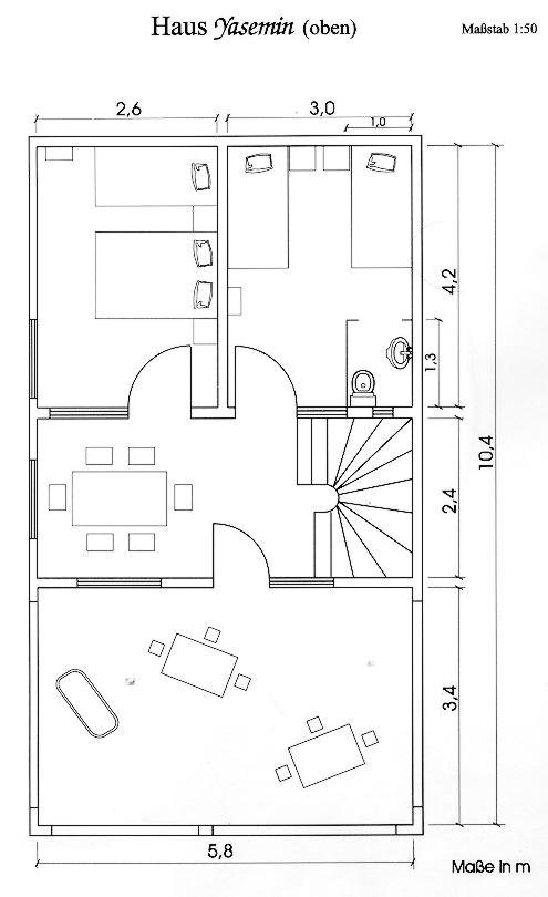 Hausplan OG